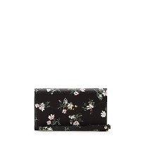 kate spade new york/ケイト・スペード  IPHONE CASES FLORA ENVELOPE WRISTLET-X(8ARU2459) BLK MULTI(002) 【三越...