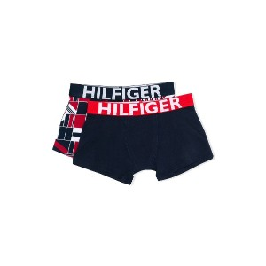 Tommy Hilfiger Junior two-pack boxer shorts - ブルー