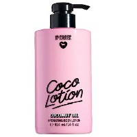 Victoria's Secret PINK COCO LOTION COCONUT OIL BODY LOTION ヴィクトリアズシークレット ピンク ココローション