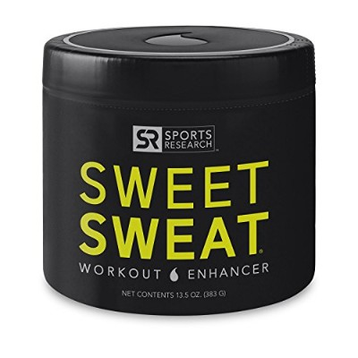 Sweet Sweat Skin Cream, 13.5 Ounce by Sports Research