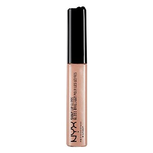 NYX Mega Shine Lip Gloss - Frosted Beige (並行輸入品)