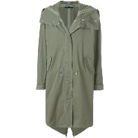 Belstaff Brinsley cotton parka - グリーン