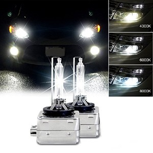 RCP HIDバルブ 車用ヘッドライト D1S/D1R汎用 純正交換 35W Xenon HID 4300K 発光色選択可能 明るさアップ 加工なし 2年保証 RCP-D1C