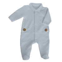 Magnificent Baby baby-boys Footie 3-6 Months ブルー 7001