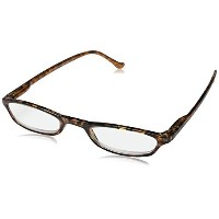 (老眼鏡) Peepers Slim Line Rectangular Reading Glasses