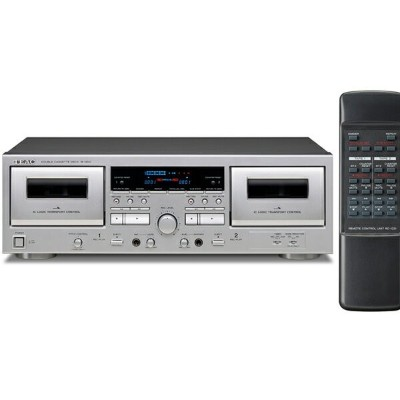 TEAC W-1200 ダブルカセットデッキ ティアック W1200