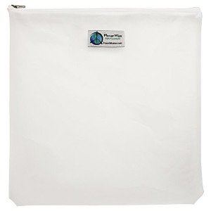 Planet Wise Reusable Clear Zipper Gallon Bag by Planet Wise
