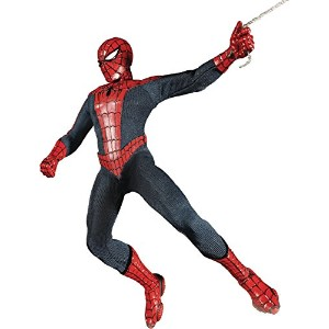 Mezco OCT169015 One:12 Collective: Marvel Spider-Man spiderman Action Figure, 7""