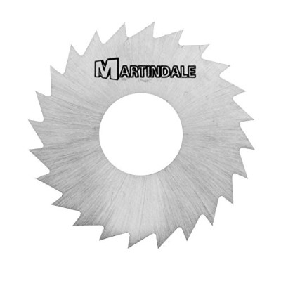 Martindale HSMS10063 High Speed Steel High Speed Steel Undercutting Saws, 1/4 Outer Diameter, 1/8...