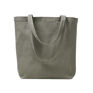Econscious Everyday Tote in 100%リサイクルコットンハンドバッグ–Everyday Olive