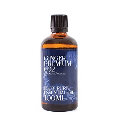 Mystic Moments | Ginger Premium CO2 Essential Oil - 100ml - 100% Pure