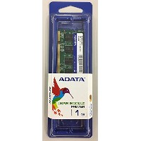 ADATA ノートPC用メモリ PC2700 DDR333 1GB 200pin SO-DIMM AD1S333A1G25-S