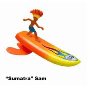 SURFER DUDES(サーファーデュードス) Powered by WAVES Sam