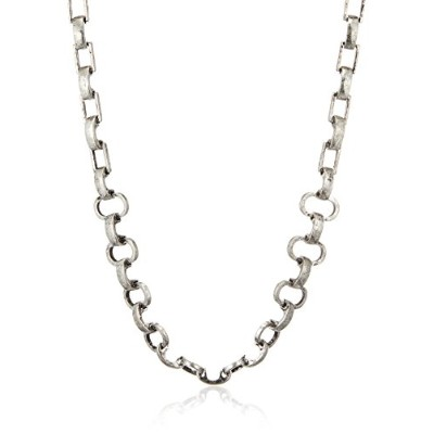 (マウジー) moussy MIX CHAIN CHOKER 010BSW50-0370 FREE シルバー