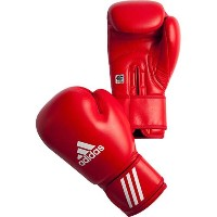 アディダス AMATEUR BOXING GLOVES Training(AIBA公認シールなし) レッド 14oz AIBAG1T-RD-14