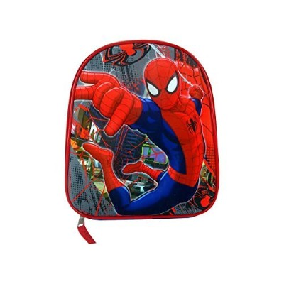"""Spider Man 9"""" Molded Whopperランチバッグ"""