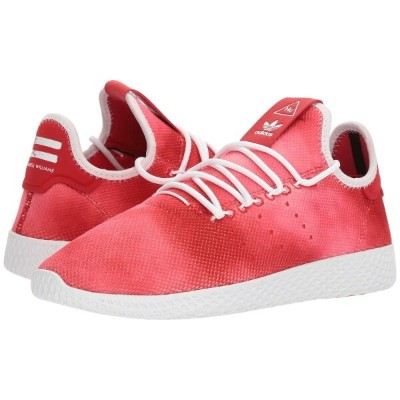 アディダス メンズ テニス シューズ・靴【Pharrell Williams Tennis Human Race】Scarlet/White/White