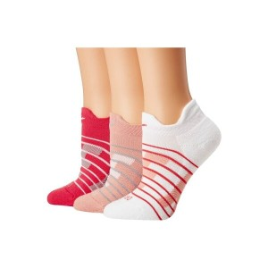 ナイキ レディース インナー・下着 ソックス【Dry Cushioned Low Training Socks 3-Pair Pack】Multicolor 2
