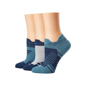 ナイキ レディース インナー・下着 ソックス【Dry Cushioned Mesh Low Training Socks 3-Pair Pack】Multicolor 2