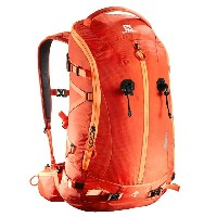 ★普通便で送料無料★【SALOMON】 S-LAB QST 35 LAVA ORANGE 35L バックパック BAG1601 L38231300(ORANGE)