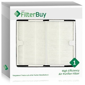 FilterBuy Idylis Aフィルタ; Idylis # iaf-h-100a。デザインby FilterBuy toフィットIdylis Air Purifiers iap-10–...