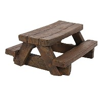 Mini Picnic Bench