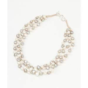 TATTE by TATTE/タッテバイタッテ  3連ネックレスS No.690 【三越・伊勢丹/公式】 アクセサリー~~ネックレス・ペンダント~~レディース ネックレス・ペンダント