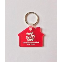 THE SKIPS  HOME SWEET HOME KEY TAG(sk-gnb-004) Red 【三越・伊勢丹/公式】 ファッション小物~~その他