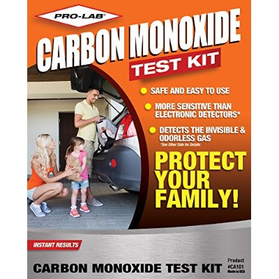 Pro-Lab CA101 Carbon Monoxide Test Kit by ProLab