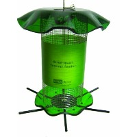 Birds Choice FF212 Sunflower Forever Feeder with Green Top & Bottom
