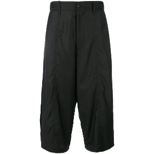 D.Gnak cropped trousers - ブラック