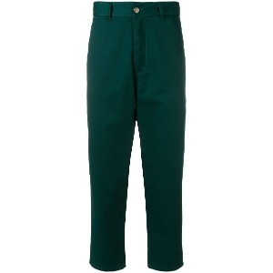 Société Anonyme Ginza trousers - グリーン