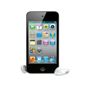 【中古】iPod touch 第4世代 8GB MC540JA