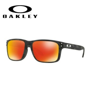 OAKLEY オークリー サングラス Holbrook Black Camo Collection (Asia Fit) oo9244-32 56 【雑貨】【サングラス】 スポーツ マリン...