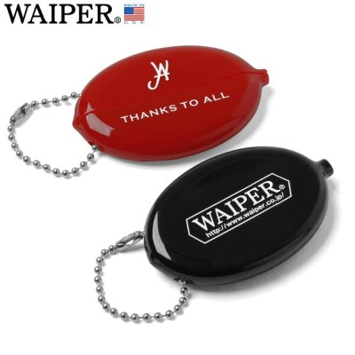 【20%OFFクーポン対象品】WAIPER.inc MADE IN USA COIN CASE コインケース《WIP》ミリタリー 軍物 メンズ 男性 ギフト プレゼント