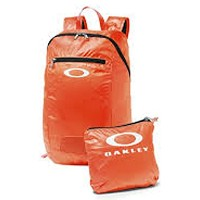 OAKLEY オークリー PACKABLE BACKPACK パッカブル バックパック 92732-84P リュック ザック 折りたたみ コンパクト 包装 収納 オレンジ