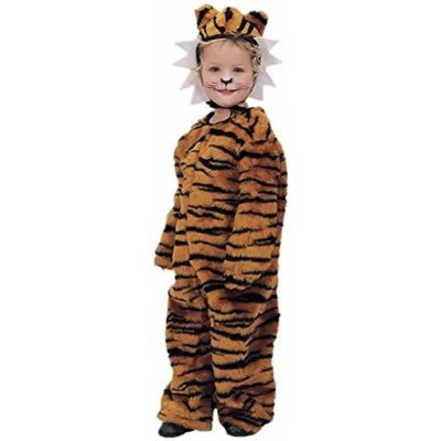 Childs Toddler Plush Tiger Halloween Costume (2-4T) by N/A [並行輸入品]