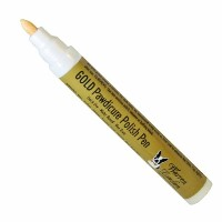 Warren London Pawdicure Polish Pen for Dogs, Gold by Warren London