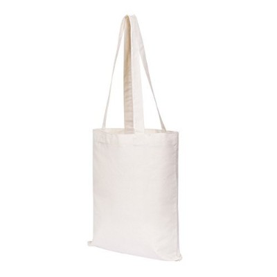 (12, 14x12) - Canvas Craft Tote Bags (12 pack) for Crafts, Gift Bags, Wedding Favours Bags, Welcome...