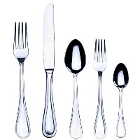Mepra 102322005 Boheme 5 Piece Place Setting、ステンレススチール