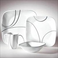 Corelle Simple Lines 16-pc食器セット