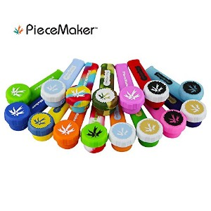 """PMG """"PieceMaker"""" Karma Silicone Pipe-ピースメーカー 耐熱シリコンパイプ"""