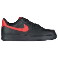 (取寄)ナイキ レディース エア フォース 1 07 LE ロー Nike Women's Air Force 1 07 LE Low Black University Red