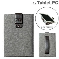 FNTE タブレット用汎用ケース Urban Life Gentle for iPad mini Retina/iPad mini/7-inch tablets Brown ブラウン UB-BN