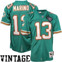 Dan Marino Miami Dolphins Mitchell & Ness Authentic 1994 Aqua NFLジャージ