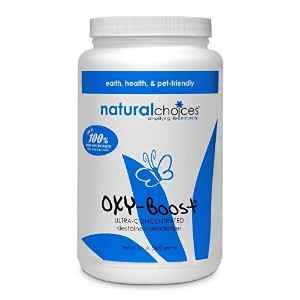 Natural Choices Oxy-Boost Oxygen Bleach, 5 lbs. by Natural Choices