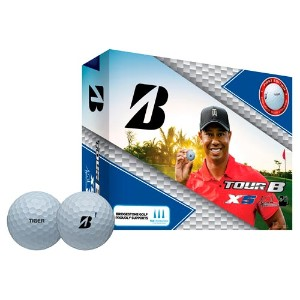 Bridgestone Tiger Woods Edition Tour B XS Golf Ball【ゴルフ ボール】