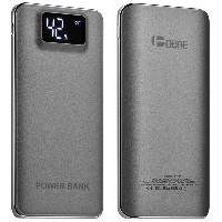 DCAE Mobile Power Bank 50000mAh Dual USB LCD LED External Battery Portable Phone Charger