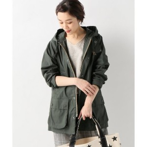 【Barbour/バブアー】 HOODED BEDALE SL C/N【ジャーナルスタンダード/JOURNAL STANDARD レディス その他(アウター) カーキ ルミネ LUMINE】