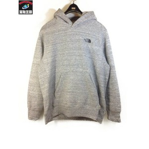 17AW THE NORTH FACE (M) DAY2DAY SWEAT HOODIE パーカー グレー【中古】